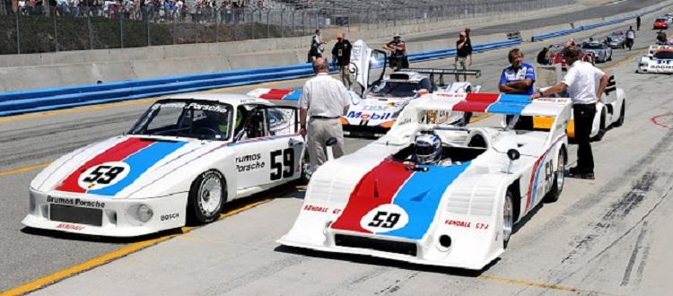 Rennsport Porsche