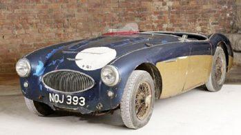 Austin-Healey 100S Prototype