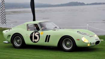 Ferrari 250 GTO Stirling Moss