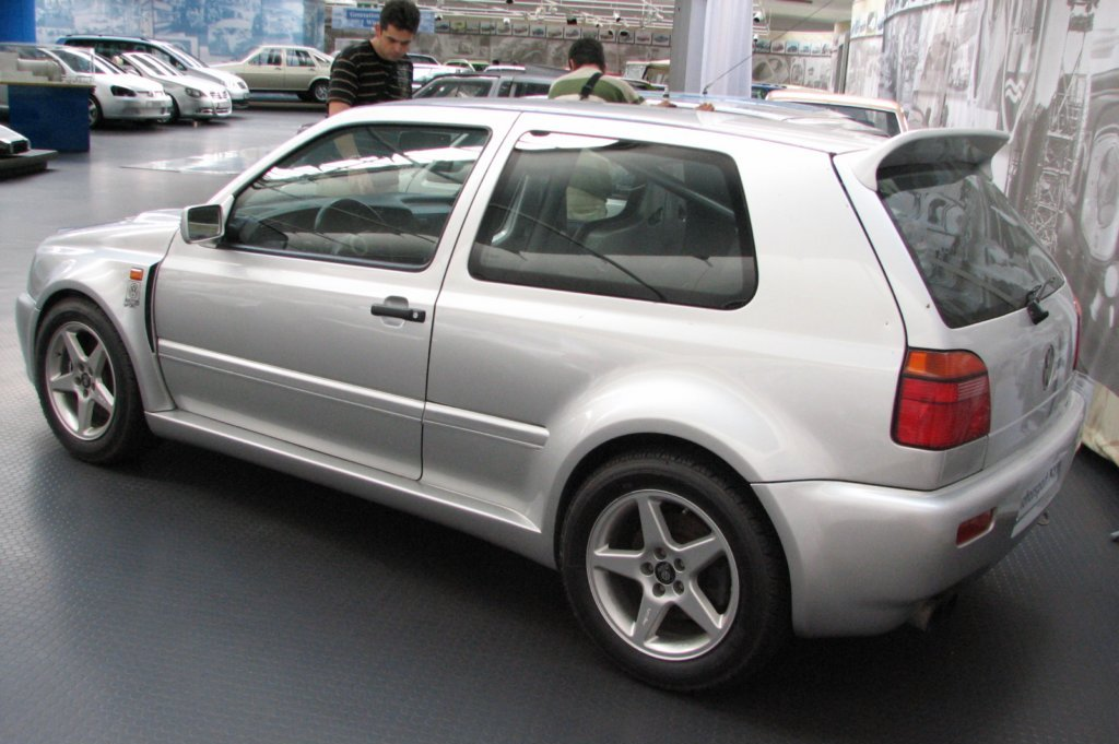 Volkswagen Golf A59