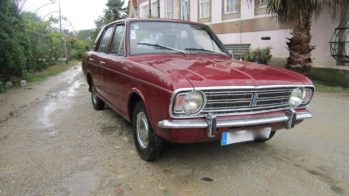 Ford Cortina MK2 1300 Deluxe 1969