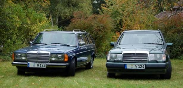 Mercedes-Benz W123, 1978-1985