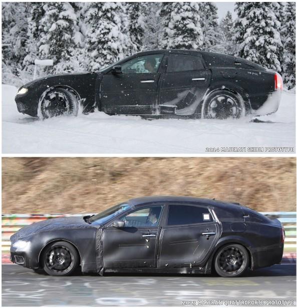 Maserati-Ghibli-prototype-v-QP-proto
