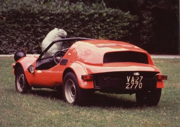 Fiat 500 Zanzara 12