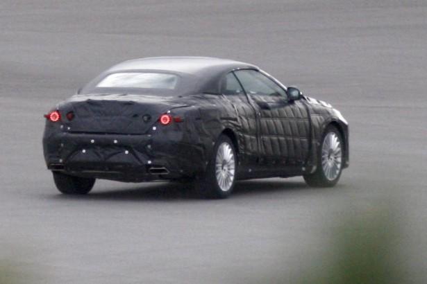 Mercedes Classe S Cabriolet 2014 - 2