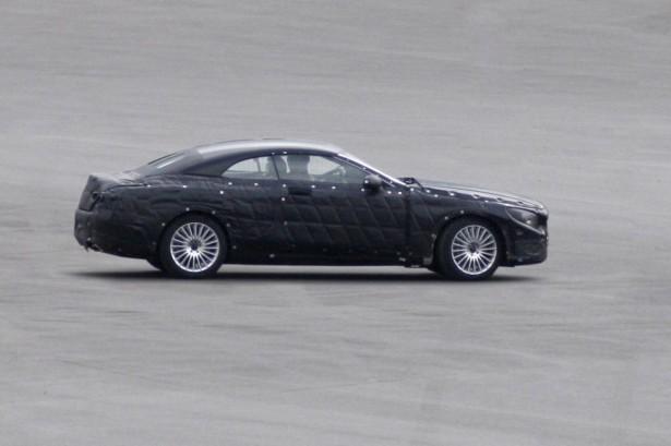 Mercedes Classe S Cabriolet 2014 - 4