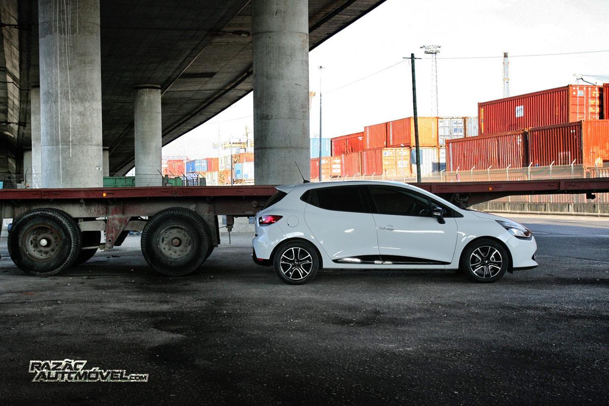 Ensaio Renault Clio O 171 Pequeno 187 Franc 234 S De Que Todos Falam