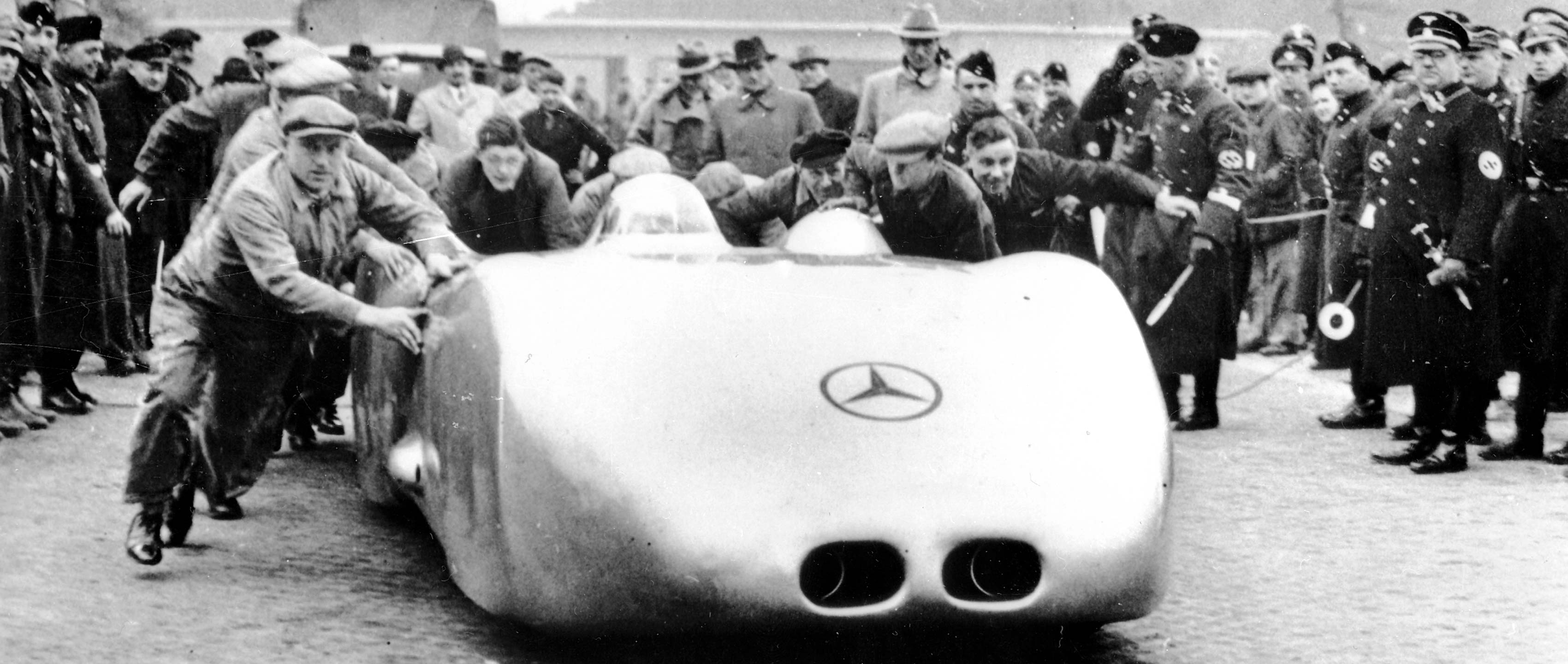 Mercedes W125 Rekordwagen