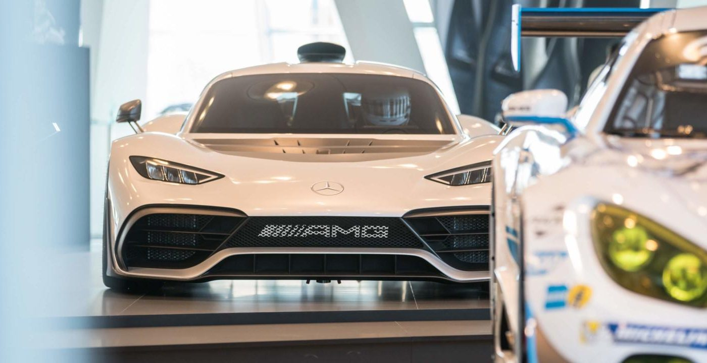 amg project-one