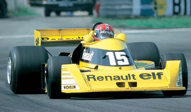 Na F1 dos tempos modernos a Renault foi pioneira na utilização da tecnologia turbo.