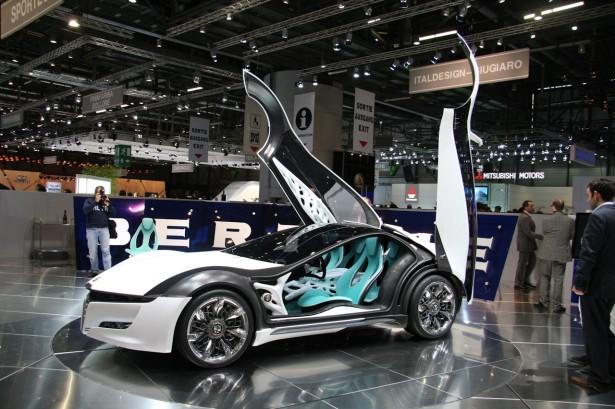 2010 Alfa Romeo Pandion Concept 7