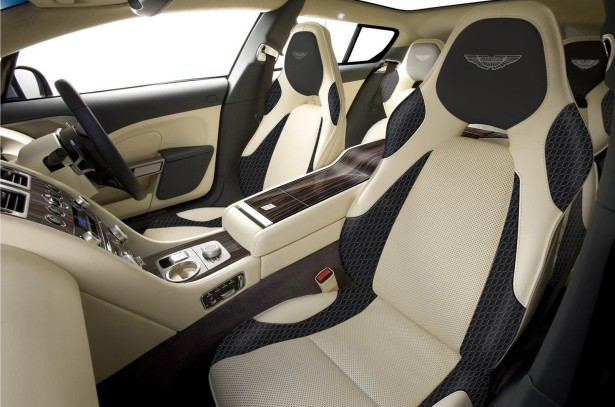 Aston Martin Rapide Shooting Brake 7