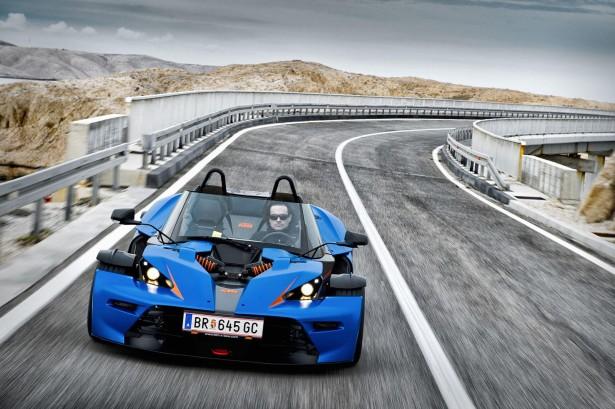 KTM X-Bow GT 3