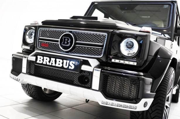 Mercedes Brabus G800 3