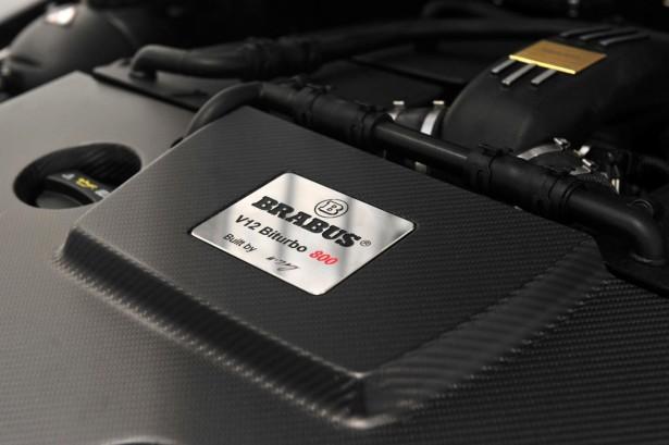 Mercedes Brabus G800 6
