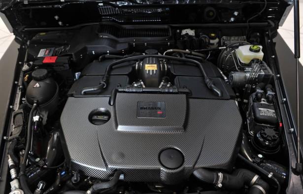 Mercedes Brabus G800