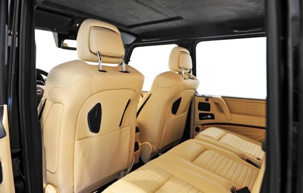 Mercedes Brabus G800 8