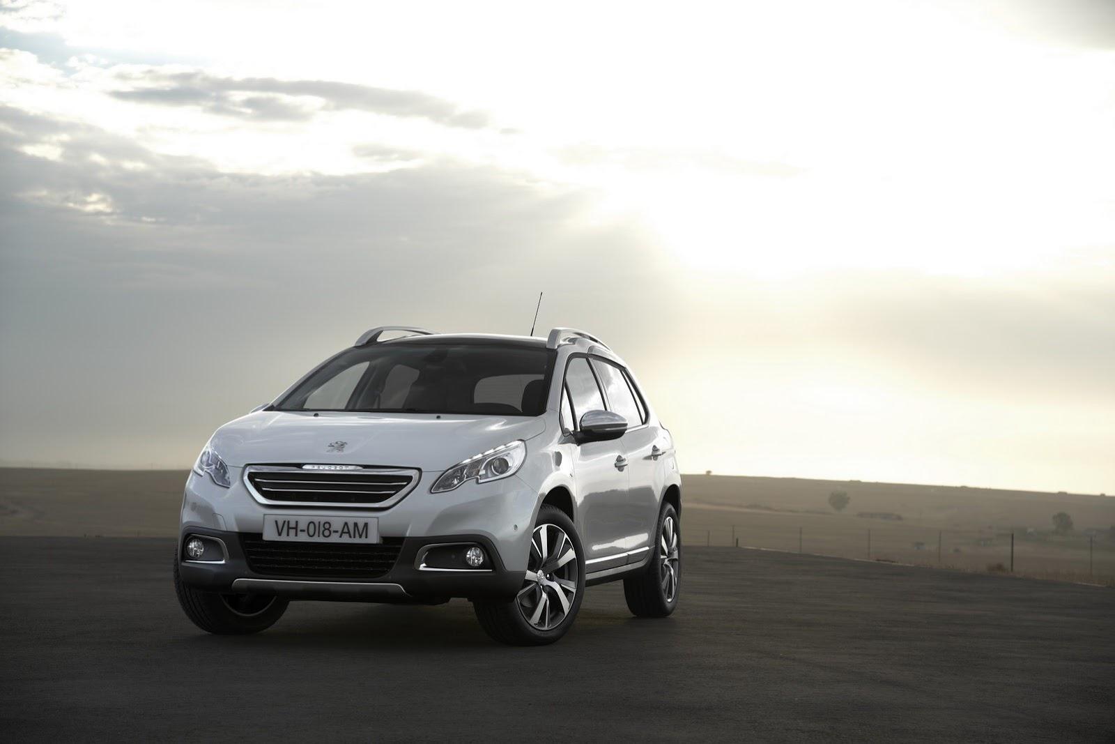 Peugeot 2008 J U00e1 Tem Pre U00e7o Para Portugal