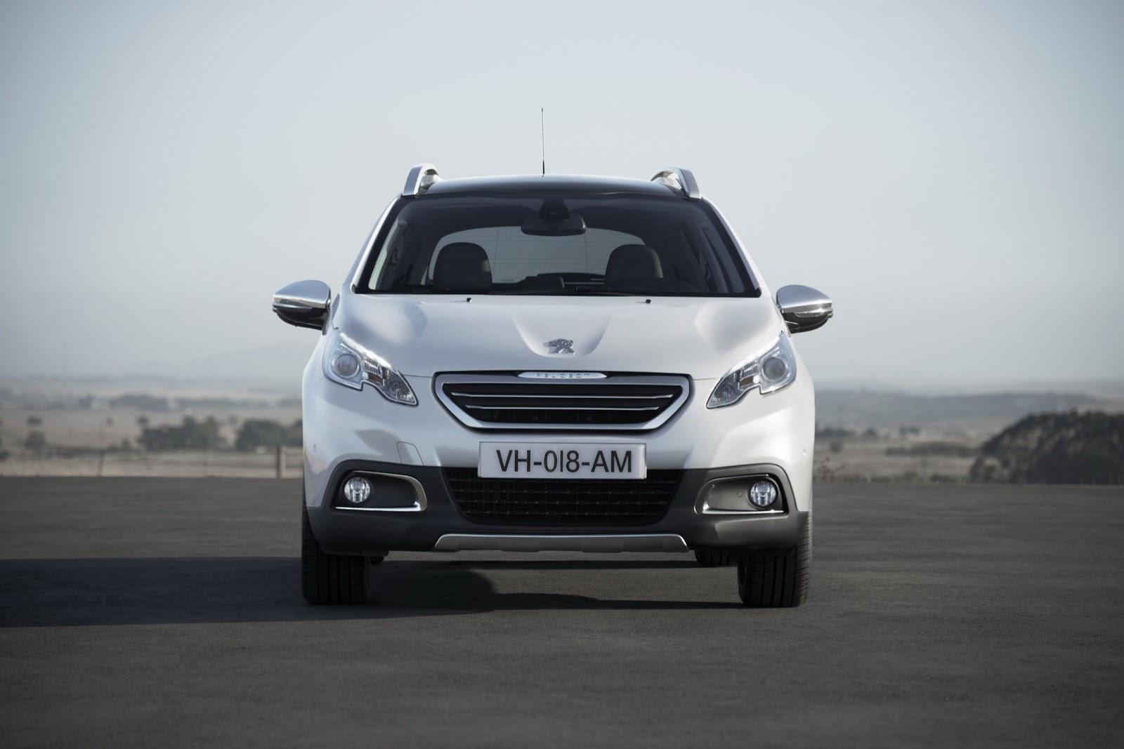 Tudo sobre o mundo automovel: Peugeot 2008 já tem preço ...
