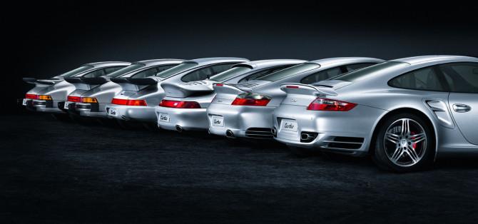 Porsche 911 jubileu 7