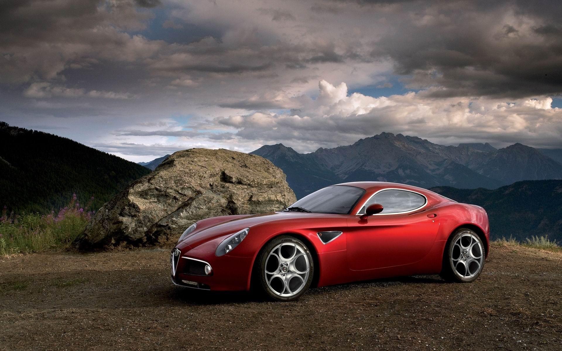 Alfa Romeo 8C Competizzione
