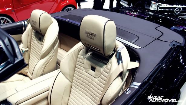 BRABUS 800 Roadster 4