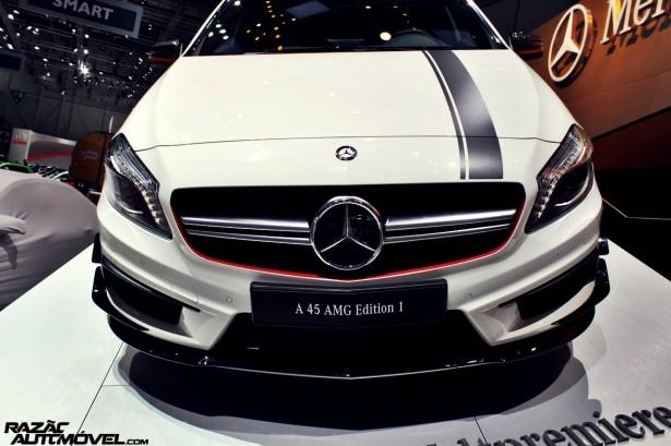 Mercedes A45 AMG Edition 1 2