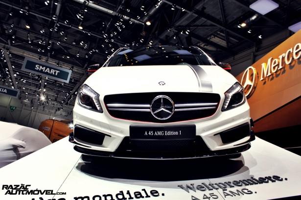 Mercedes A45 AMG Edition 1 3