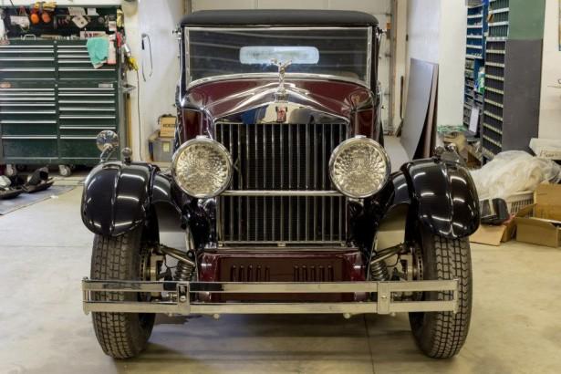 Rolls-Royce 20-25 12