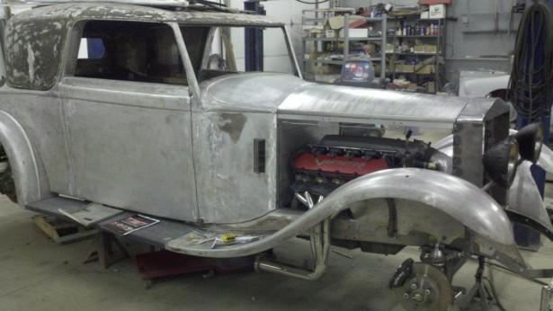 Rolls-Royce 20-25 5