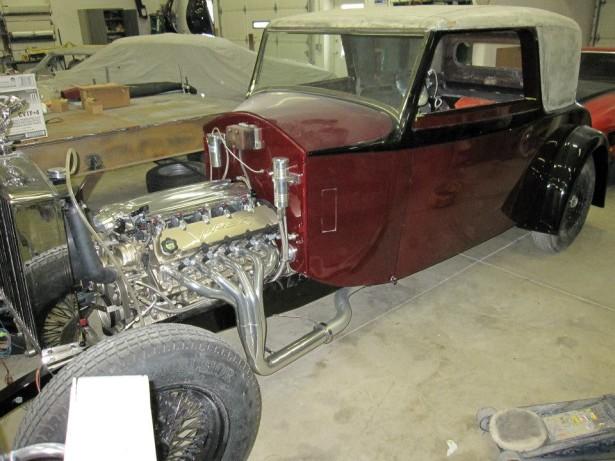 Rolls-Royce 20-25 8