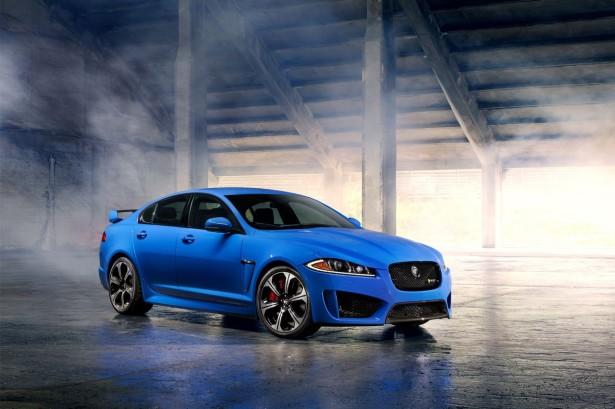 Aposto que o BMW M5 é melhor em quase todos os domínios ainda assim, Jaguar fica com o meu dinheiro!