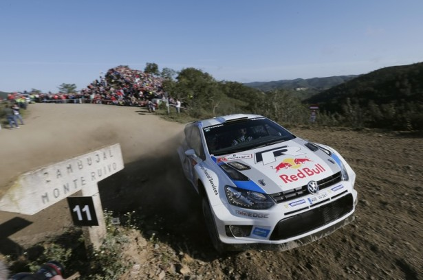 Rally Portugal 2013