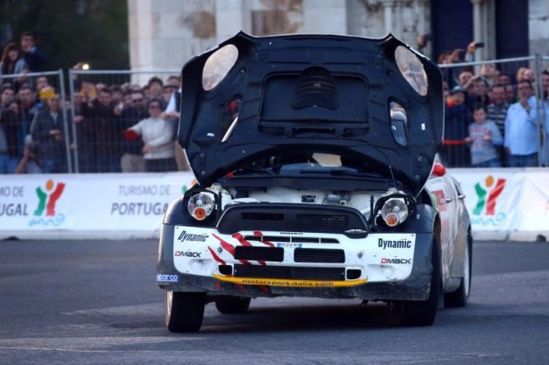 WRC 2013 Super Especial Lisboa 2
