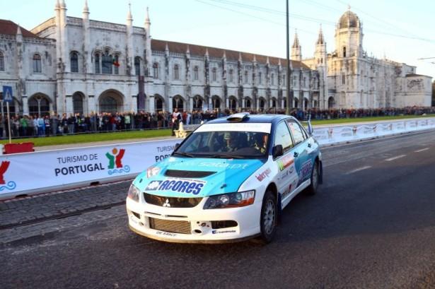 WRC 2013 Super Especial Lisboa 3