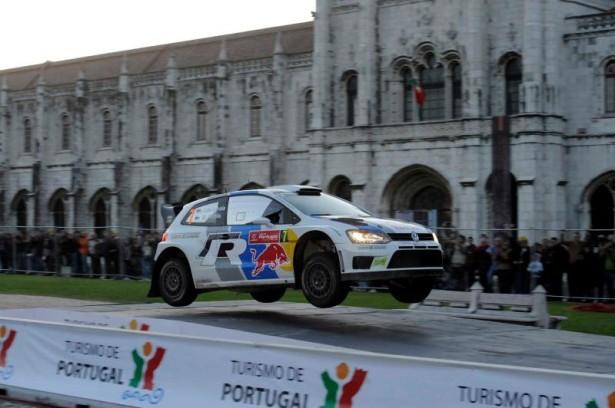 WRC 2013 Super Especial Lisboa 4