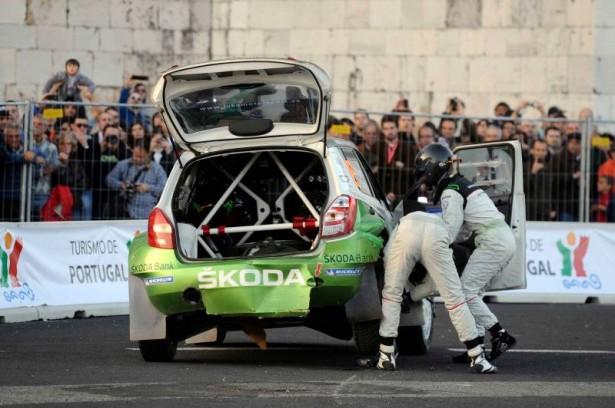 WRC 2013 Super Especial Lisboa 5