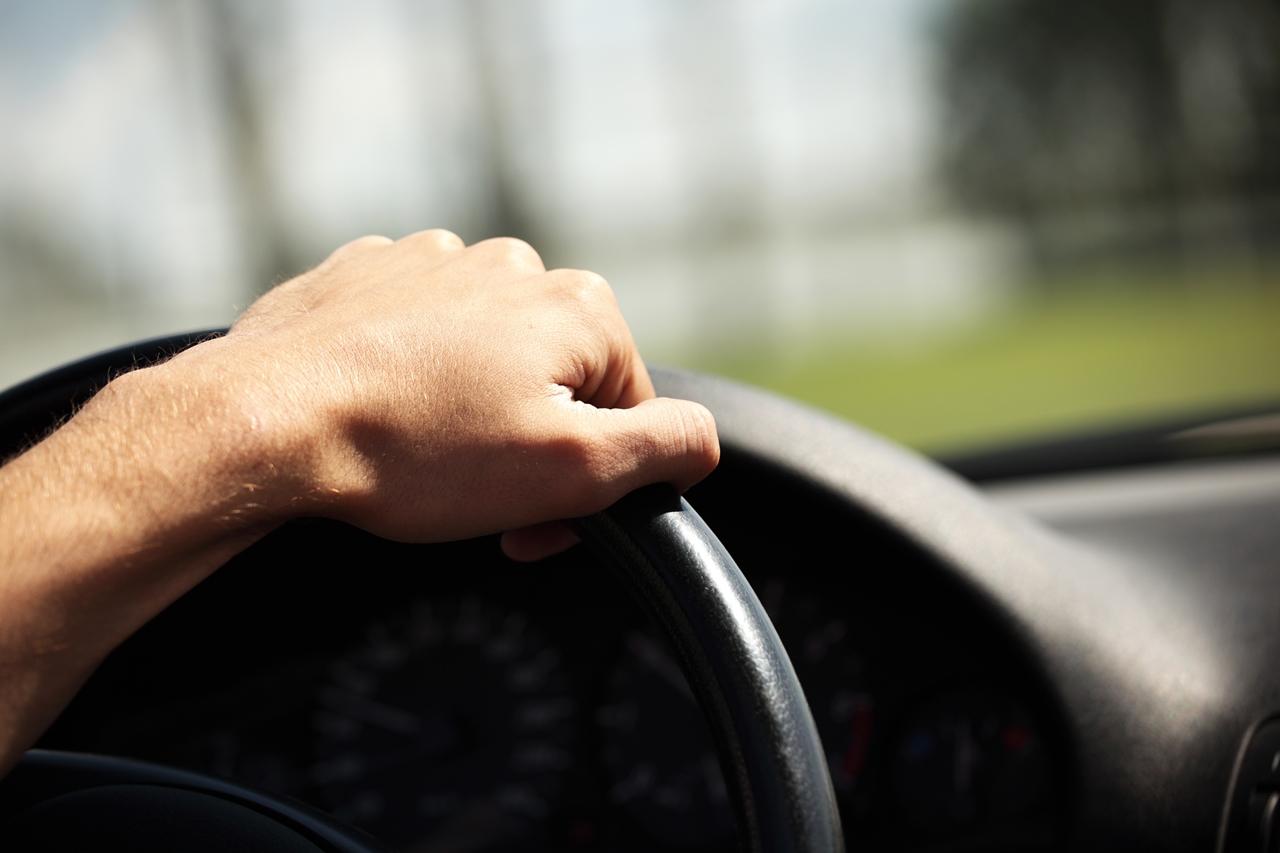 Ao volante