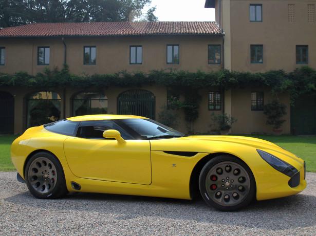 Alfa Romeo Zagato TZ3 Stradale 2