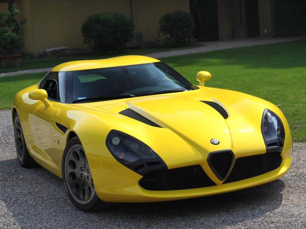 Alfa Romeo Zagato TZ3 Stradale 3