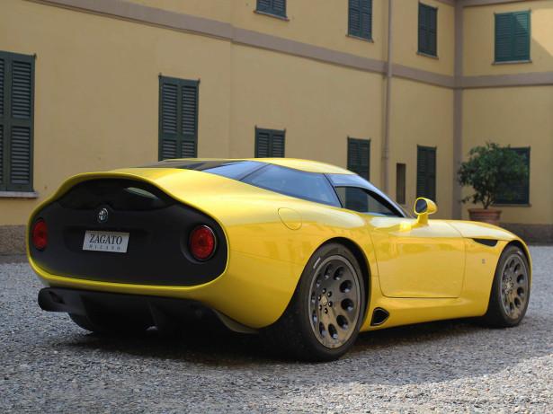 Alfa Romeo Zagato TZ3 Stradale 4