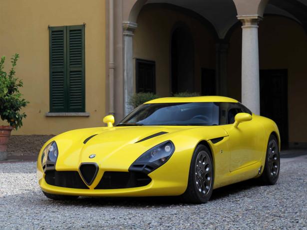 Alfa Romeo Zagato TZ3 Stradale 5