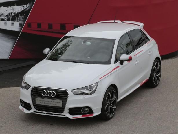 Audi A1 R18 Red Plus 2