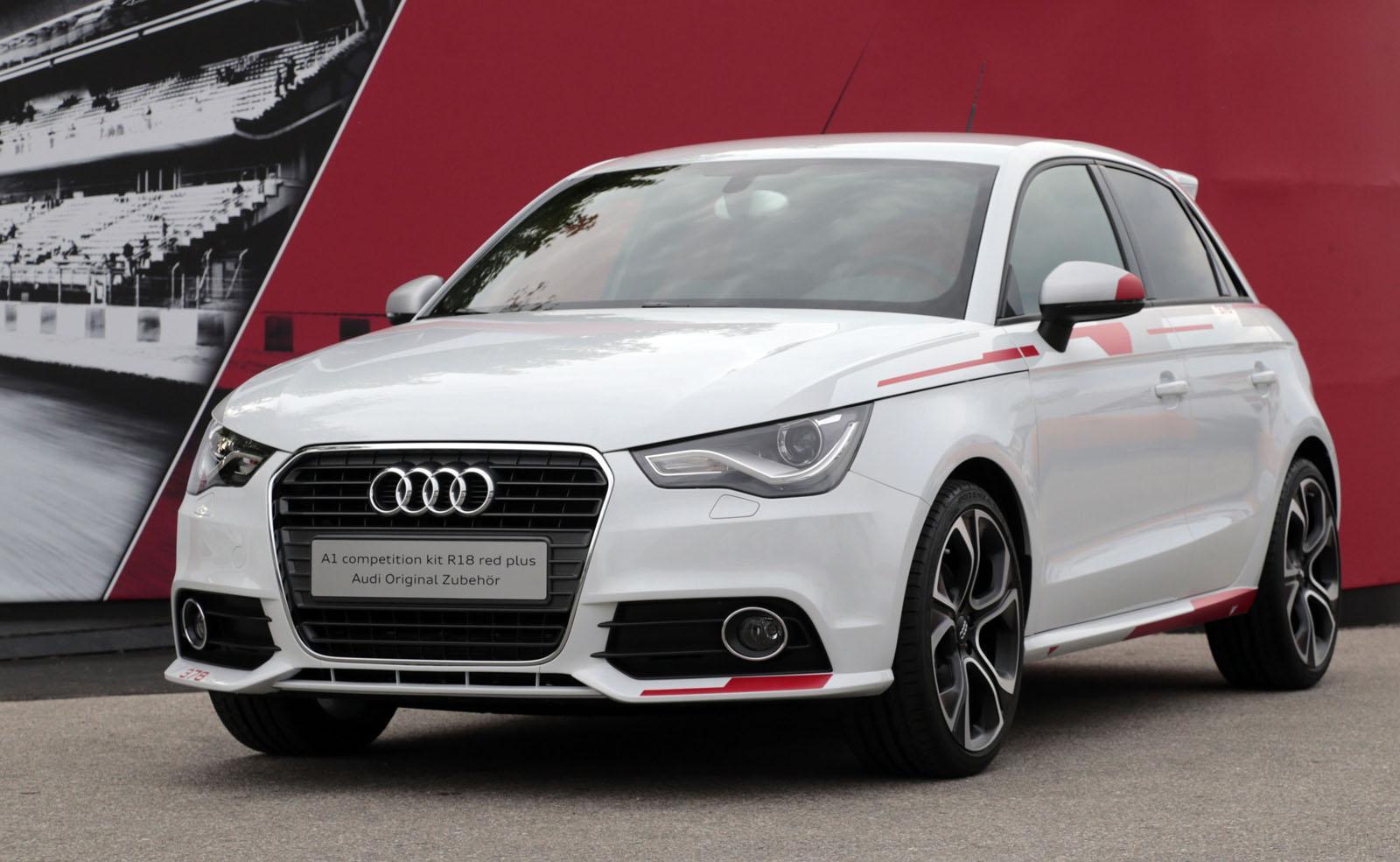 Audi escondido parts 4
