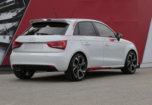 Audi A1 R18 Red Plus 4