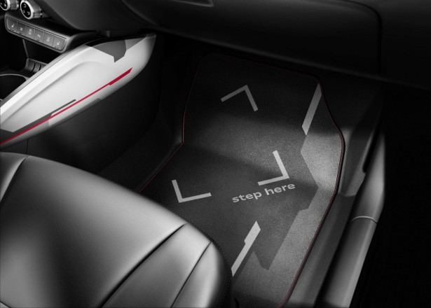 Audi A1 R18 Red Plus 7