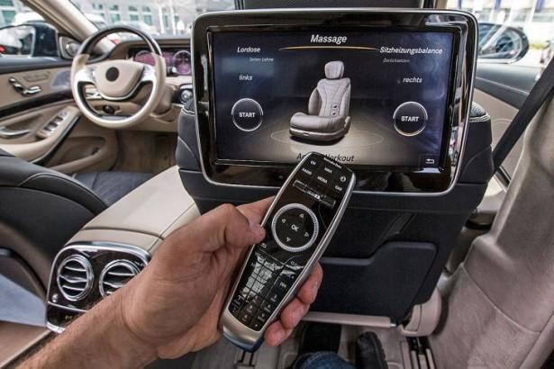 Mercedes Classe S 2014 interior 18