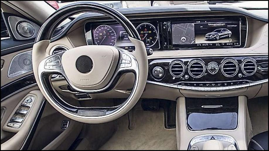 mercedes classe s 2014 interior. Black Bedroom Furniture Sets. Home Design Ideas