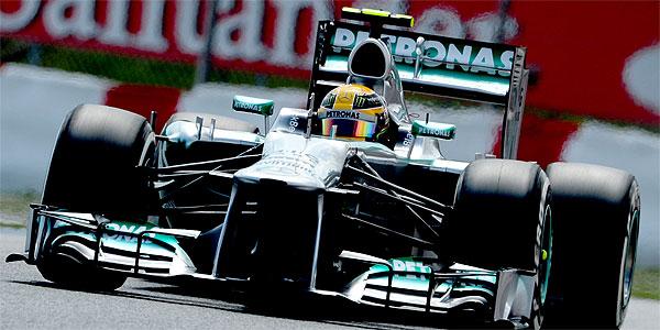 Nico Rosberg Barcelona fernando alonso vence gp de espanha ferrari barcelona 2013