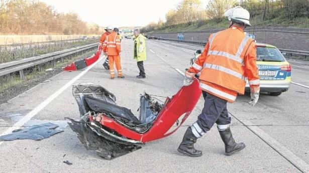 f430 scuderia acidente 2